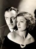 Evelyn Prentice, William Powell, Myrna Loy, 1934 Foto