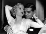 No Man of Her Own, Carole Lombard, Clark Gable, 1932 Fotografía
