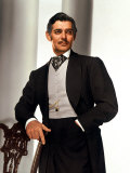 Gone with the Wind, Clark Gable, 1939 Photographie