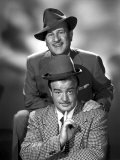 Abbott & Costello in the Early 1950s Photographie