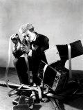 The Cameraman, Buster Keaton, 1928 Fotografia