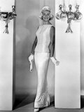 Midnight Lace, Doris Day, 1960, Evening Gown Designed by Irene Photo