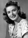 Ingrid Bergman, 1945 Photo