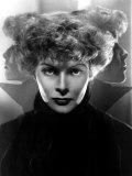 Katharine Hepburn in Multiple Exposure Shot from the Mid 1930s Foto