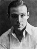 Rudolph Valentino, 1923 Fotografía