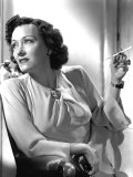 Gloria Swanson, c.1940s Fotografia