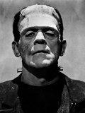 Bride of Frankenstein, Boris Karloff, 1935 写真