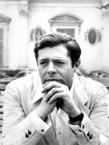 A Very Private Affair, Marcello Mastroianni, 1962 Fotografía