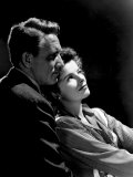 Without Love, Spencer Tracy, Katharine Hepburn, 1945 写真