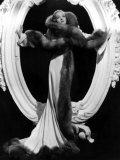 Desire, Marlene Dietrich, 1936, Formal Evening Gown Designed by Travis Banton Foto