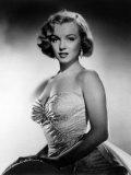 A Malvada, Marilyn Monroe, em inglês, 1950 Fotografia
