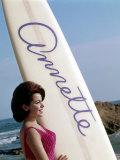 Bikini Beach, Annette Funicello, 1964 Photo