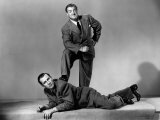 The Time of their Lives, Bud Abbott, Lous Costello, 1946 Photographie