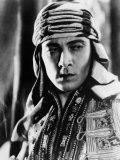 The Sheik, Rudolph Valentino, 1921 Fotografía