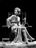 Ann Sheridan at Make-Up Table, 1938 Photo