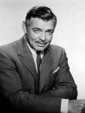 Clark Gable, 1957 Fotografia