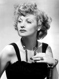 Lucille Ball Publicity Shot, 1940's Photo