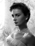 Portrait of Jean Simmons Foto