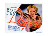 Dangerous, Bette Davis, 1935 Foto
