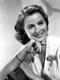 Portrait of Ingrid Bergman Photo