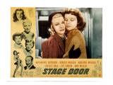 Stage Door, Ginger Rogers, Katharine Hepburn, 1937 Fotografía