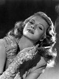 Rita Hayworth, 1940s Fotografia
