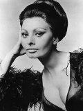 Sophia Loren, c.1960s Fotografia