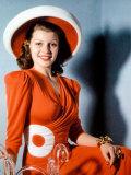 Rita Hayworth, c.1940s Fotografía