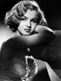 Eva al desnudo, Marilyn Monroe, 1950 Fotografía