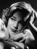 Simone Signoret, c.1958 Foto