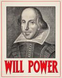 Will Power Carteles metálicos