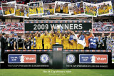 Chelsea - FA Cup Winners 2009 Posters