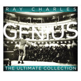 Ray Charles - Genius the Ultimate Collection Poster