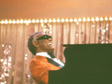 Ray Charles Performing Photographie