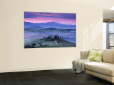 Val d'Orcia, Tuscany, Italy Wall Mural by Doug Pearson