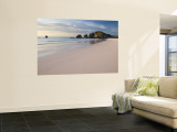Horseshoe Bay, South Coast Beaches, Southampton Parish, Bermuda Mural por Gavin Hellier
