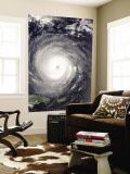 Hurricane Isabel North of Puerto Rico Wall Mural