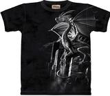 Silver Dragon Skjortor