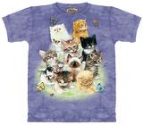 Ten Kittens T-Shirts