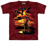 Gift of the Eagle Feather T-shirts