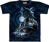 Bark at the Moon T-shirts