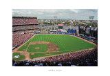 Shea Stadium, New York, 1986 Kunst van Ira Rosen