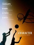 Karakterstyrke Plakater