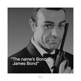 James Bond: Bond Poster