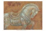 Tang Horse I Poster by Norman Wyatt Jr.