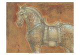 Tang Horse II Prints by Norman Wyatt Jr.
