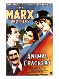 Animal Crackers, Groucho Marx, Zeppo Marx, Chico Marx, Harpo Marx, 1930 Foto