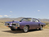 1970 Dodge Coronet HEMI RT Photographic Print by S. Clay
