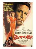 Born to Kill, Claire Trevor, Walter Slezak, Lawrence Tierney, 1947 Fotografia