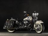 2005 Harley Davidson Soft Tail Springer Fotografie-Druck von S. Clay